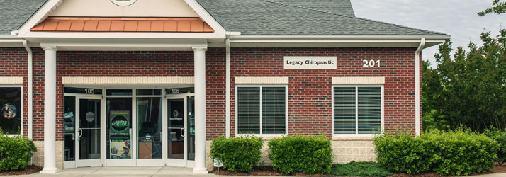 Office Building at Legacy Chiropractic